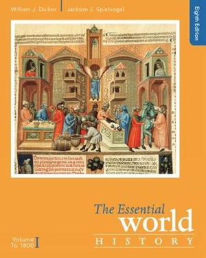 Cover of The Essential World History, Volume I: To 1800