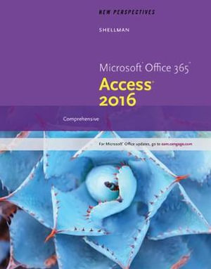 Cover of New Perspectives Microsoft Office 365 & Access 2016: Comprehensive