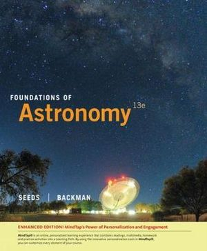 Cover of Foundations of Astronomy, Enhanced
