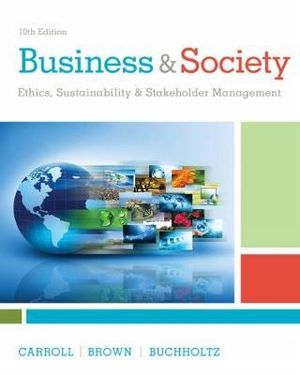 Cover of Business and Society