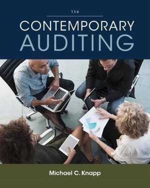 Cover of Contemporary Auditing