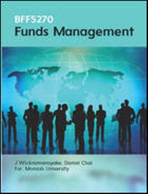 Cover of CUST Funds Management