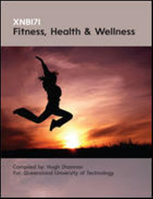 Cover of Fitness, Health and Wellness