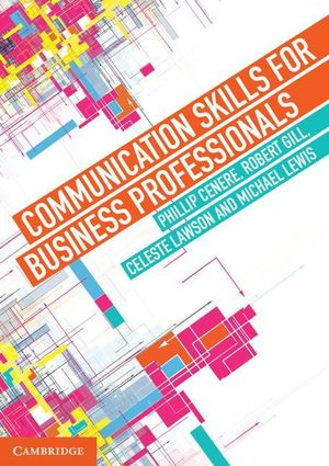 Cover of Communication Skills for Business Professionals