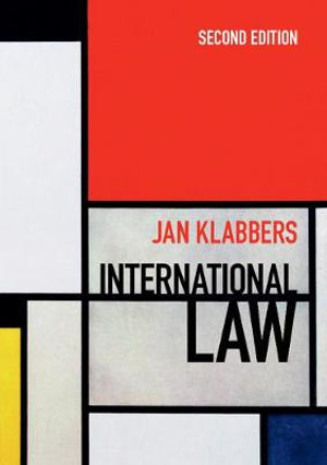 Cover of International Law 2nd Edition
