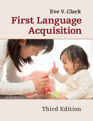 Cover of First Language Acquisition