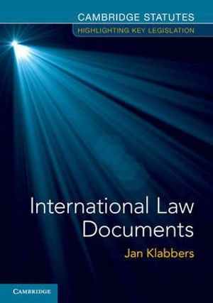 Cover of International Law Documents