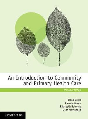 Cover of An Introduction to Community and Primary Health Care