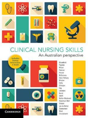 Cover of Clinical Nursing Skills