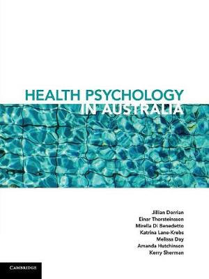 Cover of Health Psychology in Australia