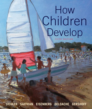 Cover of How Children Develop 5e