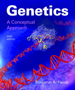 Cover of Genetics: A Conceptual Approach