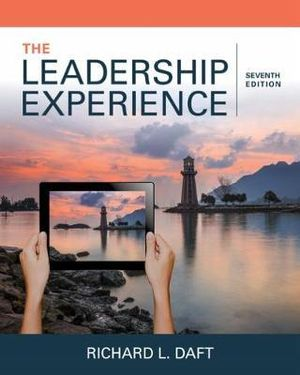 Cover of The Leadership Experience