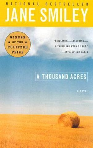 Cover of A Thousand Acres