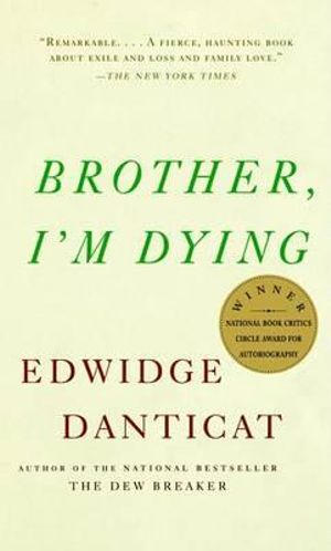 Cover of Brother, I'm Dying