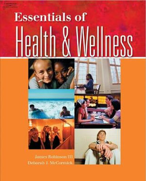 Cover of Essentials of Health and Wellness