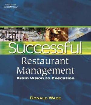 Cover of Successful Restaurant Management