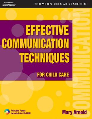 Cover of Effective Communication Techniques for Child Care
