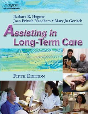 Cover of Assisting in Long-Term Care