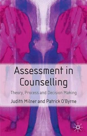 Cover of Assessment and Counselling