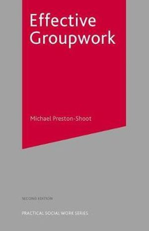 Cover of Effective Groupwork