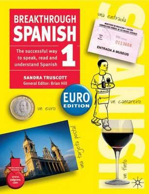 Cover of Breakthrough Spanish