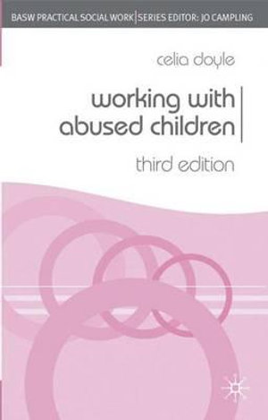 Cover of Working with Abused Children