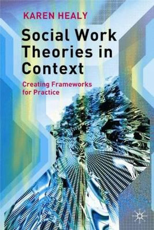 Cover of Social Work Theories in Context