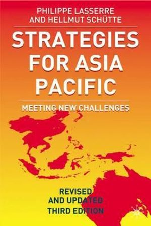 Cover of Strategies for Asia Pacific