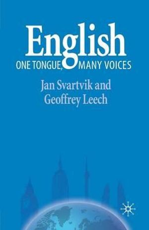 Cover of English - One Tongue, Many Voices