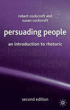 Cover of Persuading People