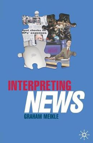 Cover of Interpreting News