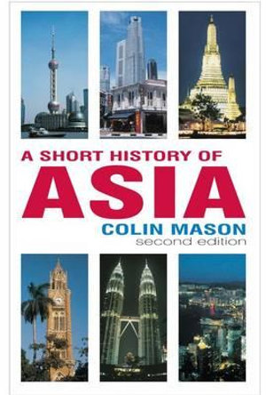 Cover of A Short History of Asia, Second Edition