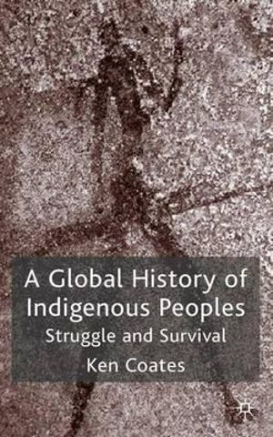 Cover of A Global History of Indigenous Peoples