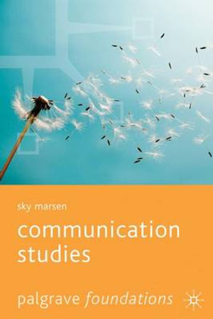 Cover of Communication Studies