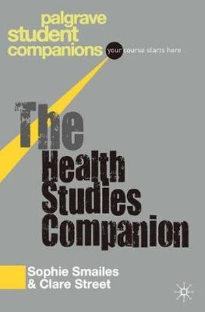 Cover of The Health Studies Companion