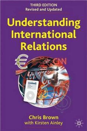 Cover of Understanding International Relations