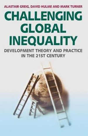 Cover of Challenging Global Inequality