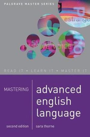 Cover of Mastering Advanced English Language