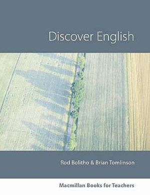 Cover of Discover English