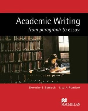 Cover of Academic Writing Student's Book