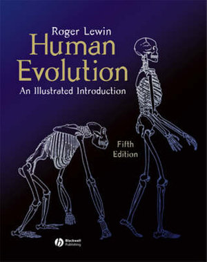 Cover of Human Evolution