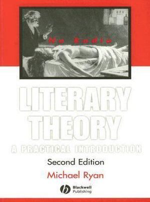 Cover of Literary Theory - a Practical Introduction 2E