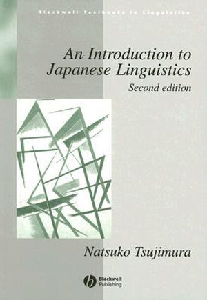 Cover of An Introduction to Japanese Linguistics