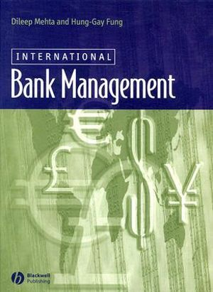 Cover of International Bank Management