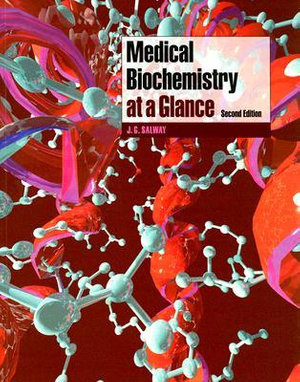 Cover of Medical Biochemistry at a Glance