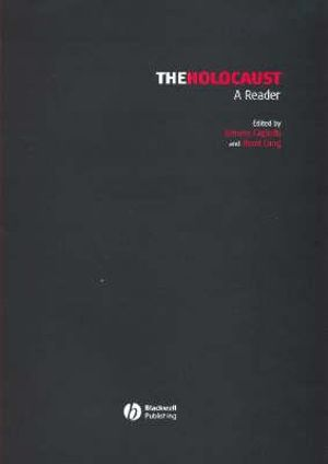Cover of The Holocaust