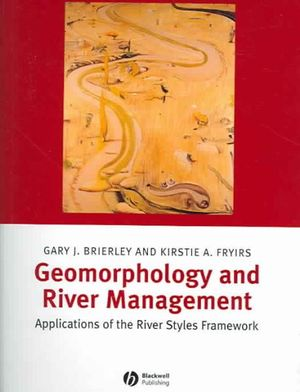 Cover of Geomorphology and River Management