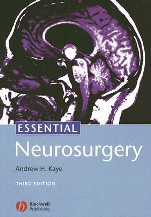 Cover of Essential Neurosurgery