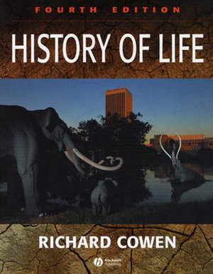 Cover of History of Life 4E
